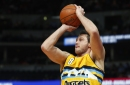 Danilo Gallinari breaks thumb punching European rival