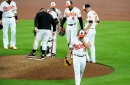 It sure looks like the Orioles are preparing to shut down Dylan Bundy for the season