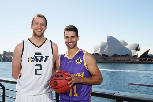 NBA + NBL: Utah Jazz to play Sydney Kings of Australia in preseason game
