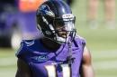 Baltimore Ravens current injury list, 8/1