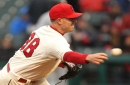Joe Smith elated about Cleveland Indians homecoming: 'I have no idea how I got this lucky'