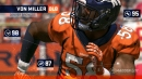 Here are ratings for every Broncos player in Madden 18