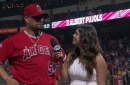 Angels bounce back thanks to Pujols' 3-run homer