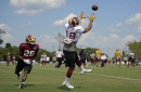 Redskins' revamped receiving corps is showing its potential so far in training camp