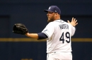 Tommy Hunter is the Rays best reliever