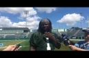 Tulane defensive end Ade Aruna: 'I can be a sack leader in the (AAC) this season'