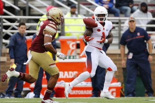 Boston College Linebacker Sharrieff Grice Retires From Football