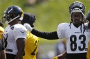 Crowded House; Steelers have depth, diversity at receiver The Associated Press