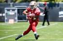 Adam Schefter: Matt Breida is going to make the 49ers roster