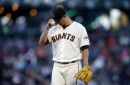 Giants notes: Matt Cain's tenure could be ending; Denard Span's playing time from here will be costly