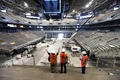 Utah Jazz president Steve Starks discusses arena renovations, ticket operations, new jerseys