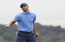 Stephen Curry warms up from slow start in pro golf debut The Associated Press