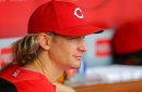 Bronson Arroyo is helping out, but preparing for the end