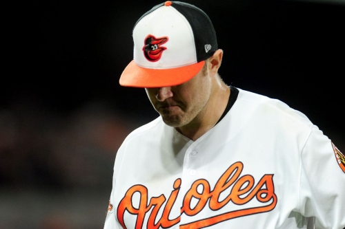 Orioles winning streak ends as Chris Tillman bombs against Tigers