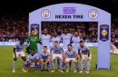 Manchester City announce squad for pre-season friendly against West Ham
