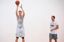 Kristaps Porzingis gets the mentor he's been dreaming of