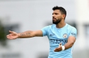 WATCH: Sergio Agüero adds final touch to sensational City team goal against West Ham