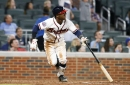 Braves face red hot Marlins.
