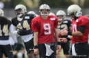 Drew Brees, Cameron Jordan given rest day; Marshon Lattimore still out