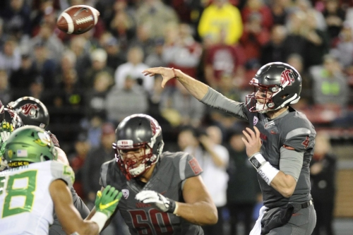 Pac-12 coach laments Luke Falk's return