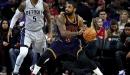 NBA Trade Rumors: Detroit Pistons Set To Make An Offer For Kyrie Irving