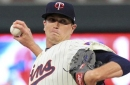 Gibson, Twins fall to Rangers 4-1