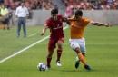 Houston Dynamo vs Real Salt Lake Final Score: 10-man Dynamo draw against RSL