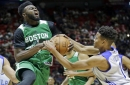 Boston Celtics wing Jaylen Brown's defense praised by Philadelphia 76ers guard J.J. Redick