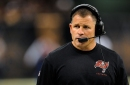 Greg Schiano says the Ohio State defensive line is better than his Bucs group