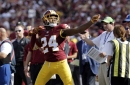 Sorry Josh Norman, despite eased celebration rules, you still can't do that bow-and-arrow move