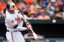 Orioles hit five home runs, stomp Tigers 12-3 in finale