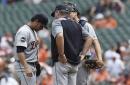 Anibal Sanchez gives up 5 home runs as Orioles bash Tigers