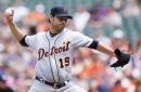 Orioles 12, Tigers 3: Sanchez allows five home runs
