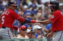 Washington Nationals rally for 9-4 win over Chicago Cubs: Matt Wieters' slam in 8th lifts Nats to series win...