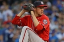 Erick Fedde keeps Washington Nationals in game vs Chicago Cubs; Nats rally late to take series finale in Wrigley....