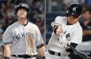 Yankees call up 1st baseman as DH becomes revolving door