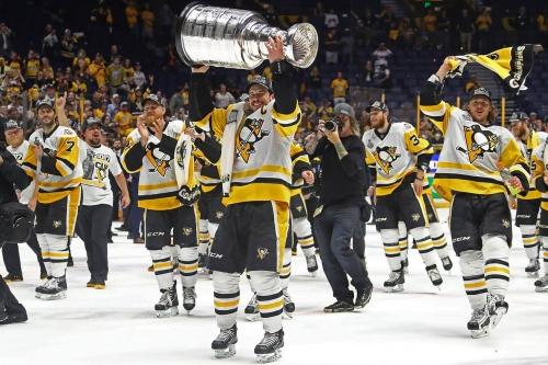 Happy 8/7, Sidney Crosby!