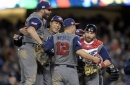 Rockies catcher Jonathon Lucroy found inspiration in Nolan Arenado at World Baseball Classic