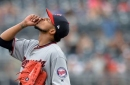 Twins ace Santana going for league-leading 6th complete game