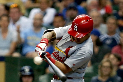 The Cardinals destroyed the Royals - A recap from August 7, 2017