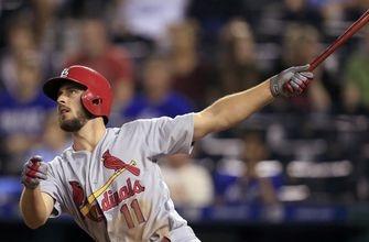 Carpenter homers as Cardinals beat Royals 11-3 (Aug 07, 2017)