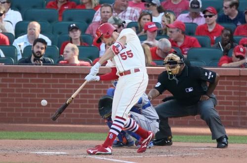 Cardinals send Piscotty to Memphis