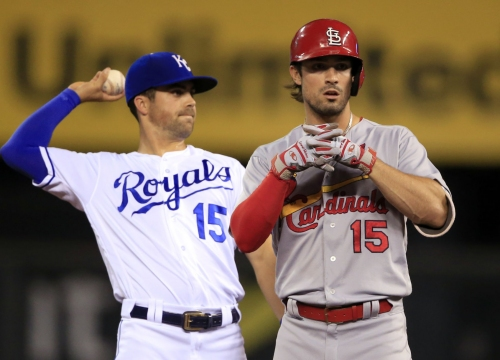 Cards beat Royals, are back on level ground
