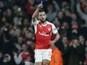 Arsenal's Theo Walcott: 'Sead Kolasinac is an absolute animal, he's perfect'