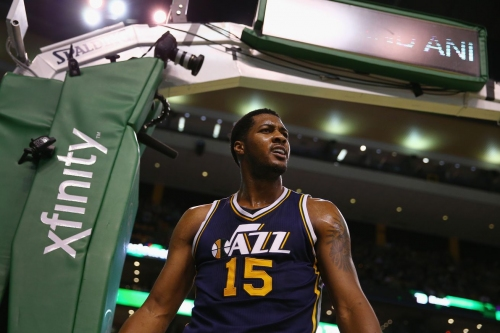 Derrick Favors: 26 Years Young and 7 Seasons Old