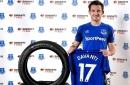 Everton agree new tyre partnership