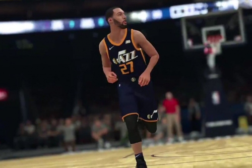 Revealed: Utah Jazz Nike Jersey unveiled by NBA2K trailer