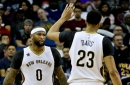 DeMarcus Cousins, Rajon Rondo and updated Pelicans uniforms revealed for NBA 2K18