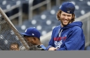 Dodgers Notes: Clayton Kershaw feels healthy, progressing in recovery from back injury