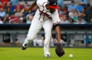 Braves continue drought against Phillies in 5-2 loss